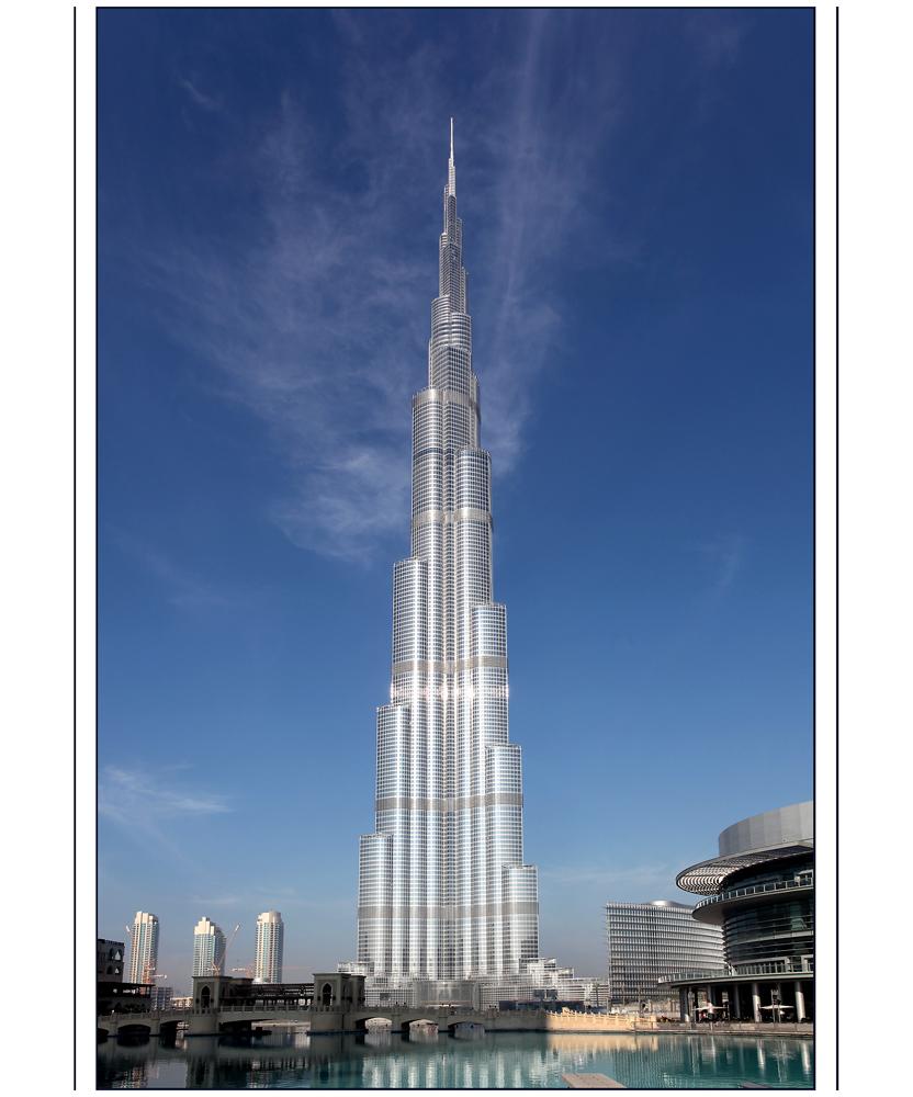 World Tallest Tower Burj Khalifa | Travel and Tourism