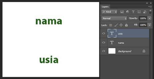 3 Cara Import Data Excel Ke Aplikasi Photoshop - Ngeeneet
