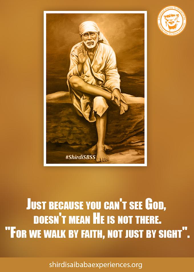 Baba's Mercy On Us