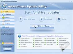 Asus USB Drivers (All Models) Free Download