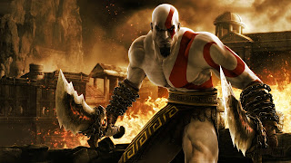 God of War Computer Wallpaper