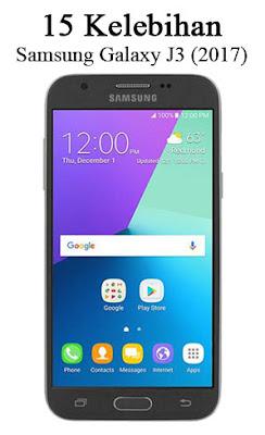 Kelebihan Samsung Galaxy J3 (2017)