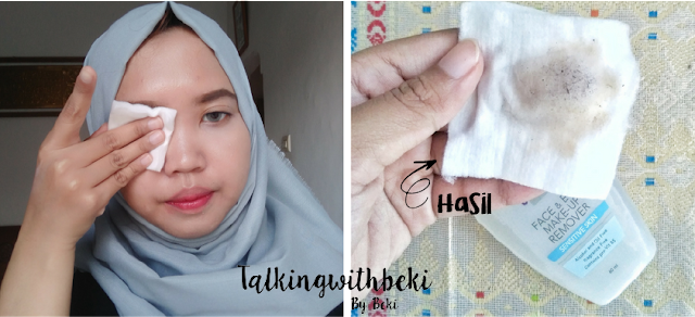 Review Bless  Face & Eye Makeup Remover Sensitive Skin