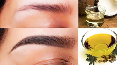 3 Remèdes à la maison pour faire pousser les sourcils