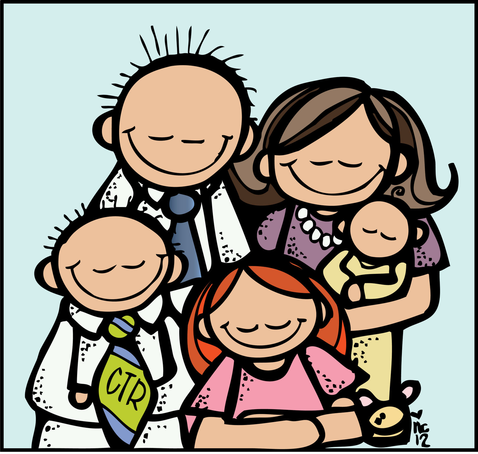 free clipart for family - photo #47