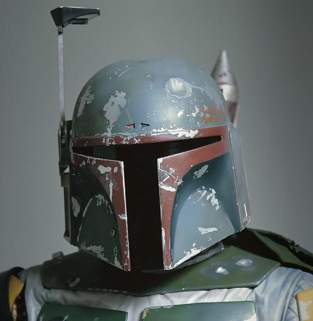 bobba fett helmet original design