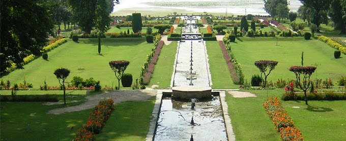 The Mughal Gardens of Kashmir