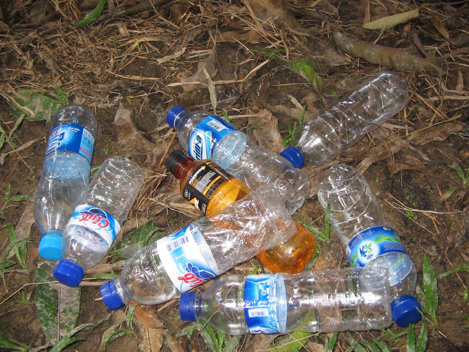 Daur Ulang Limbah Botol Plastik open your eyes to this