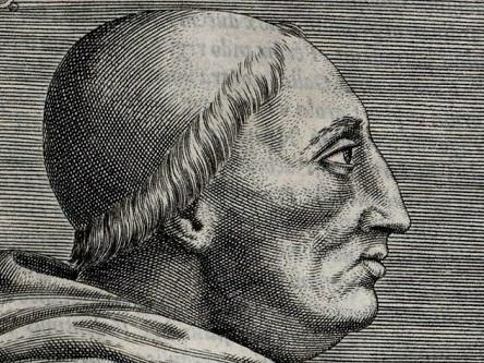 Ölümsüzlük Denemesi : Pope Innocent VIII