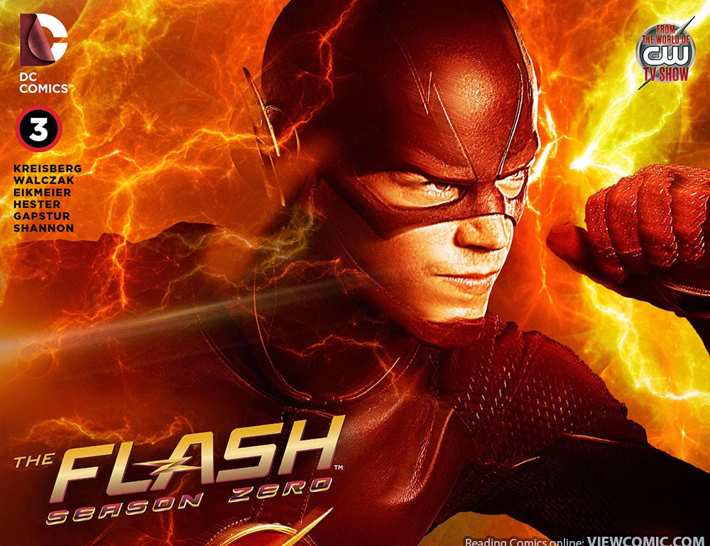 The Flash – Season Zero | Viewcomic reading comics online