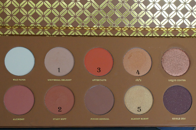 ZOEVA Caramel Melange Palette | makeupwonderland29