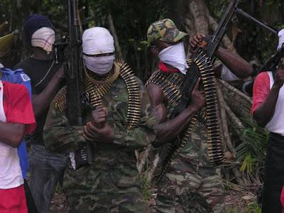 Ñiger Delta Militants