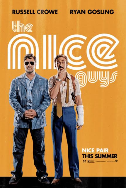 La bande annonce du très attendu The Nice Guys avec Ryan Gosling et Russell Crowe