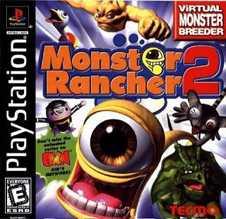 Trik Menadapatkan Moster langka di Monster Rancher 2