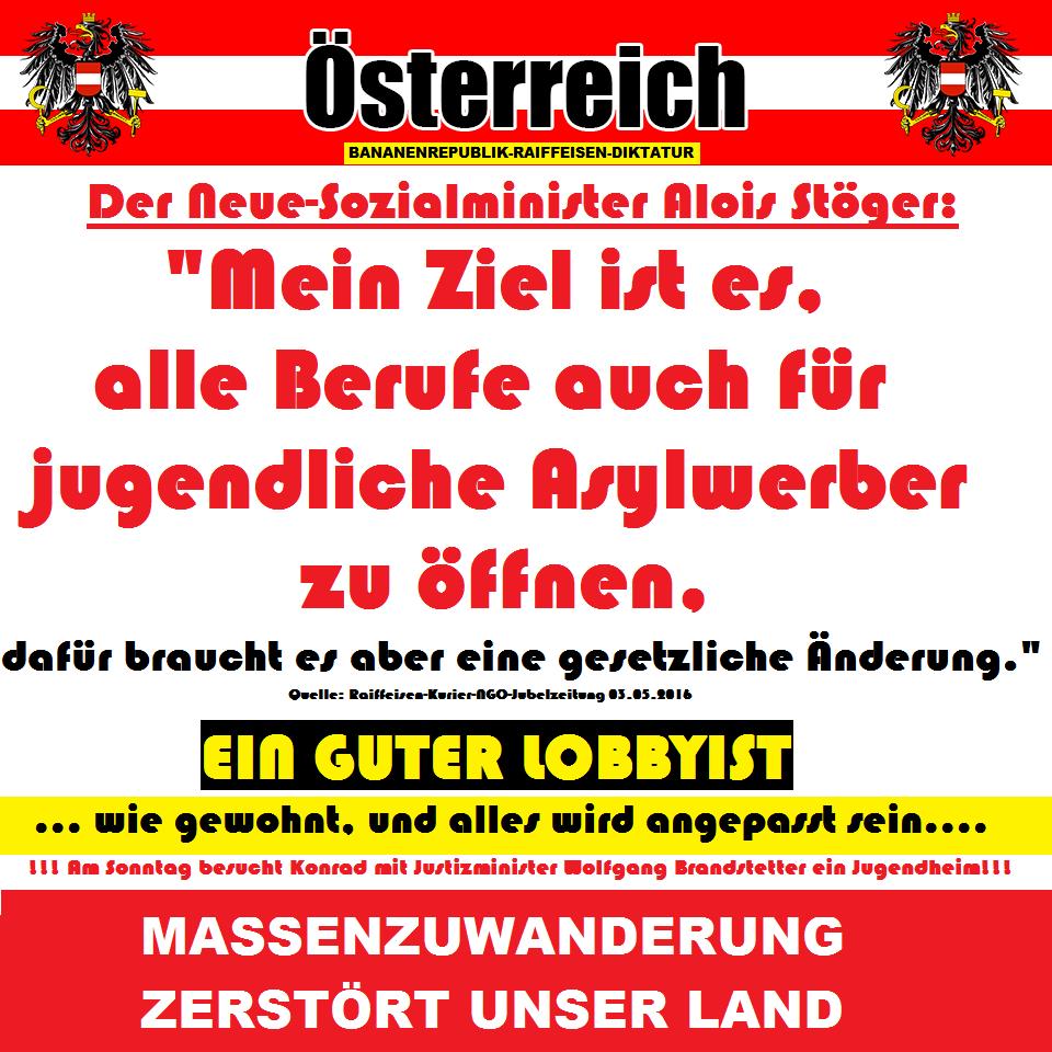 Sozialminister wird SPÖ-Allzeit-Ablösekandidat-Gewerkschaftler Alois ...