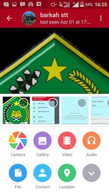 Aplikasi Kemenag Chat Untuk Android