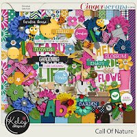 Kit : Call Of Nature by Keley Designs