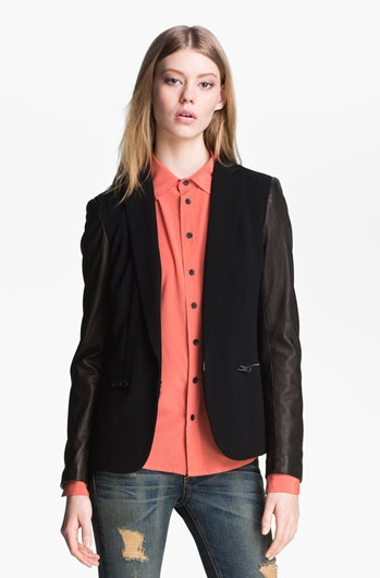 Find great deals on eBay for Leather Sleeve Blazer in Coats and Jackets for the Modern Lady. Shop with confidence.
