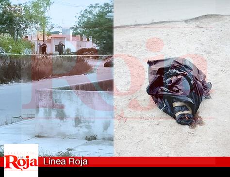 Encuentran restos humanos adentro de una bolsa, en Cancún