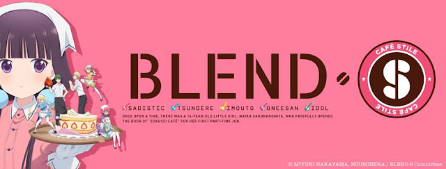 [Review Anime] Blend S