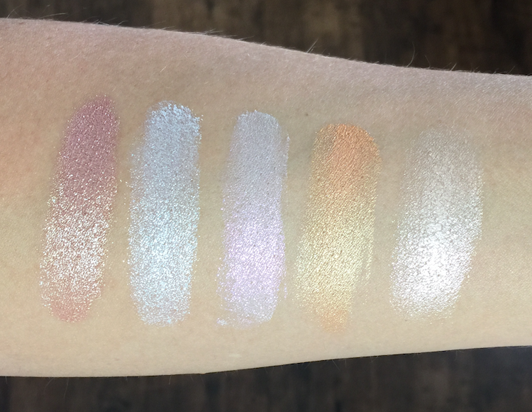 Chasing Rainbows Eyeshadow Palette by Colourpop #16