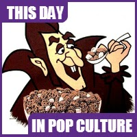 Count Chocula was trademarked registered on December 8, 1970.