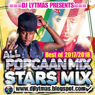 DJ LYTMAS - Popcaan Mixtape 2018|Best of Popcaan Mix|Unruly