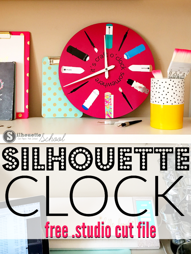 craft room decor, silhouette project ideas, silhouette cameo