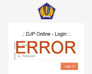 Solusi Error DJP Online REG018 Proses tidak berhasil dilakukan Kirim Ulang Link Aktivasi DJP