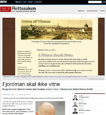 NRK June 1 2012