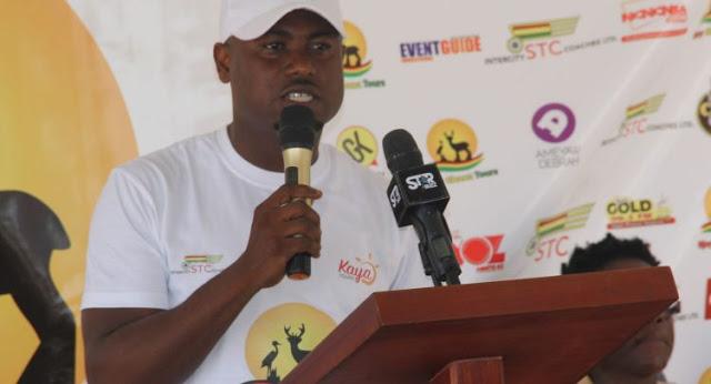 Abeiku Santana Reviews Ghana's Tourism As The World Marks World Tourism Day