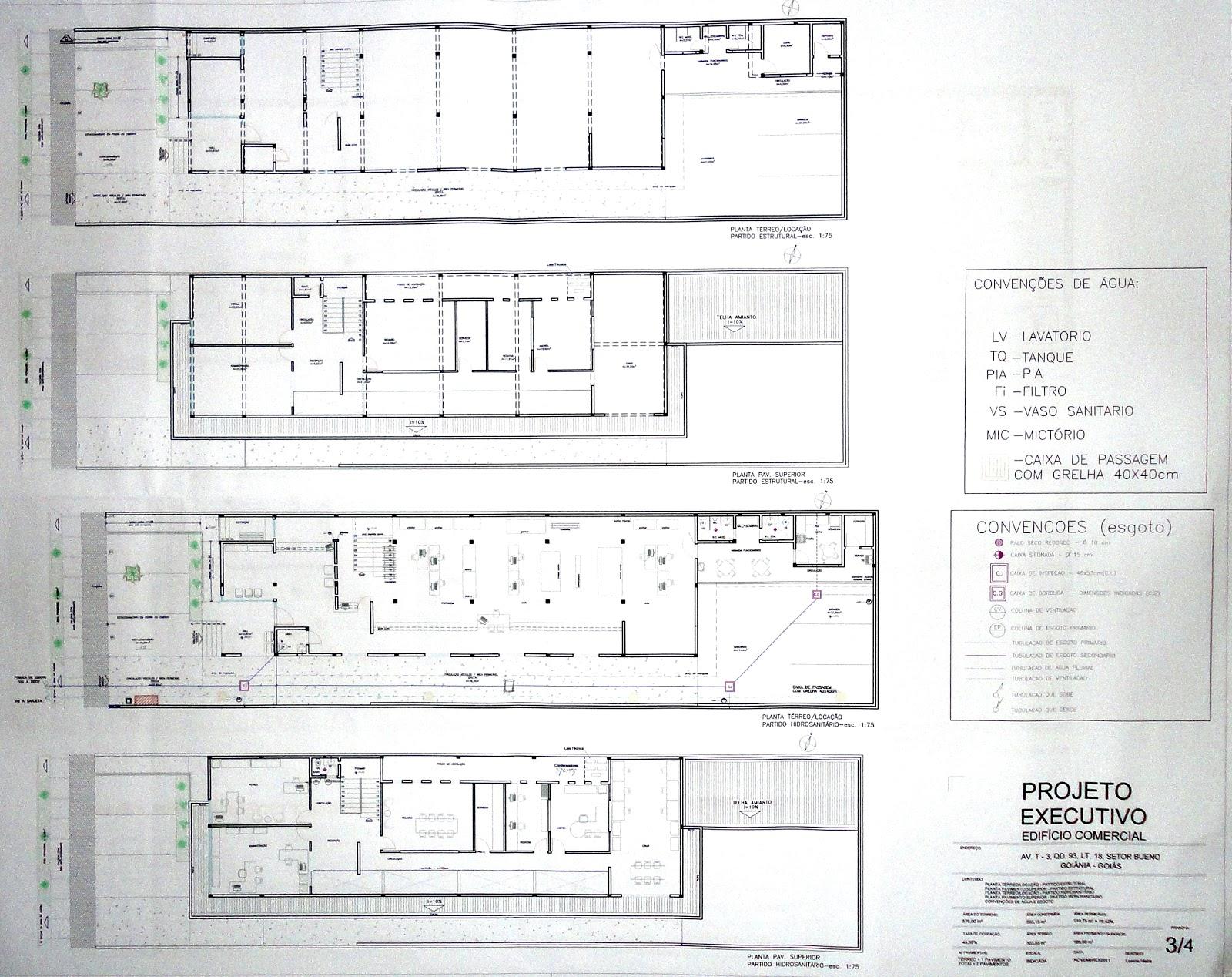 Urbanismo: Projeto Executivo de uma Arquitetura Comercial #5A715F 1600 1268