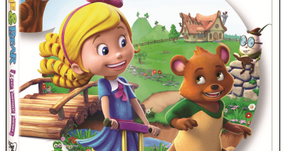 Image Result For Goldie And Bear