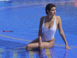 Tao Wickrath in White Swimsuit 2017  33 ~ Celebs.in Exclusive Celebrities Galleries