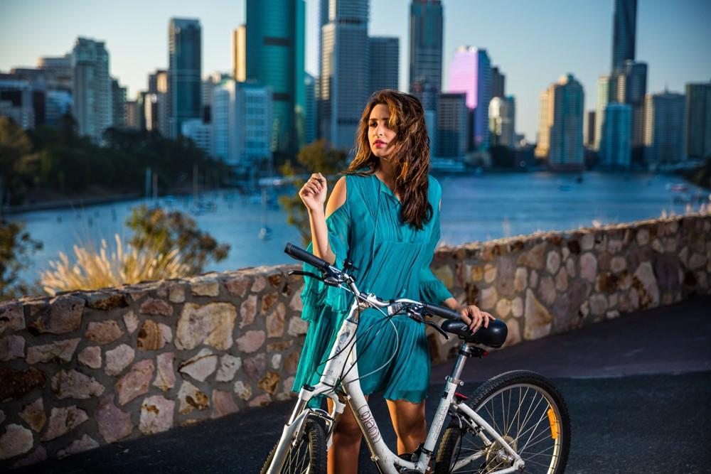 Parineeti Chopra Is Busy Exploring Australia Tour