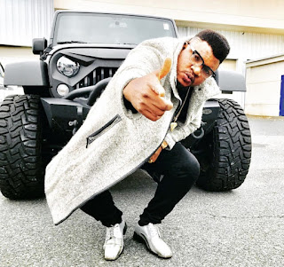'Alanta' singer Ice K welcomes a son inside the U.S.A. (photo) Tomomewo Olakunle Aka Ice K, a former member of music combine Arkquake - illustrious for music hit 'Alanta' , has welcome is kid within the U.S.  He shared a photograph of himself gazing at his newborn son inside the hospital and wrote:  Unto US a son is born unto a son is Given and his name shall be cited as A W E S O M E .. welcome to the world Hommie Welcome to US Welcome to ICEMPIRE