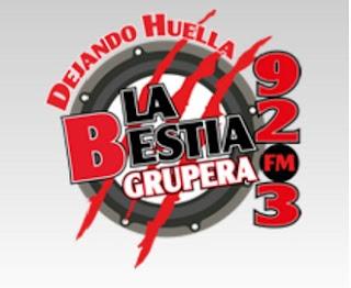 La Bestia Grupera Mexicali 92.3 FM en Vivo