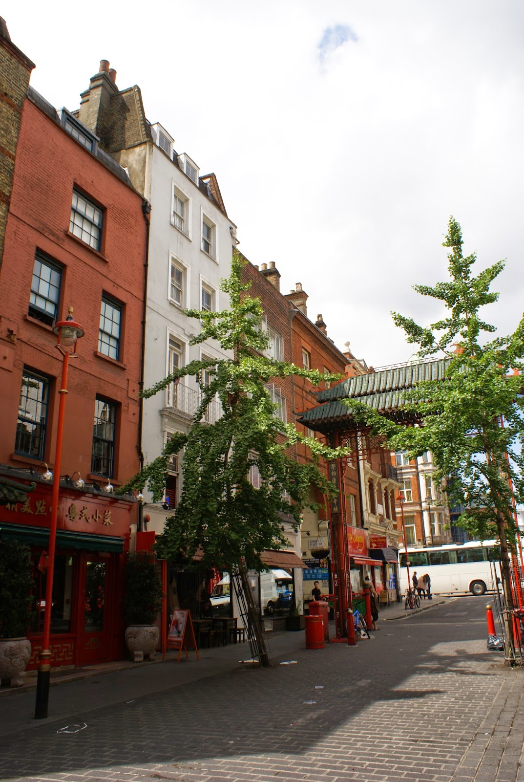 chinatown soho london uk england britain