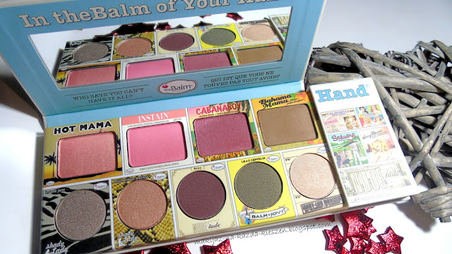 In theBalm of Your Hand - recenzja