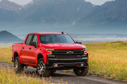 2019 Chevy Silverado 1500 Trail Manager Drivers' Notes Survey   Harsh edges