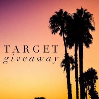 Enter the Target Insta Giveaway. Ends 9/8. Open WW.