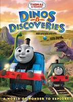 Thomas and Friends: Dinos and Discoveries (2015) online y gratis