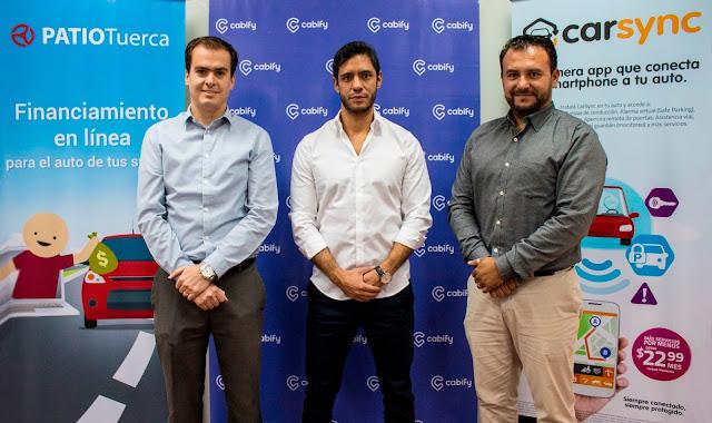 CarSync firmó una alianza estratégica con Cabify