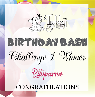 Birthday Bash Monthly Challenge