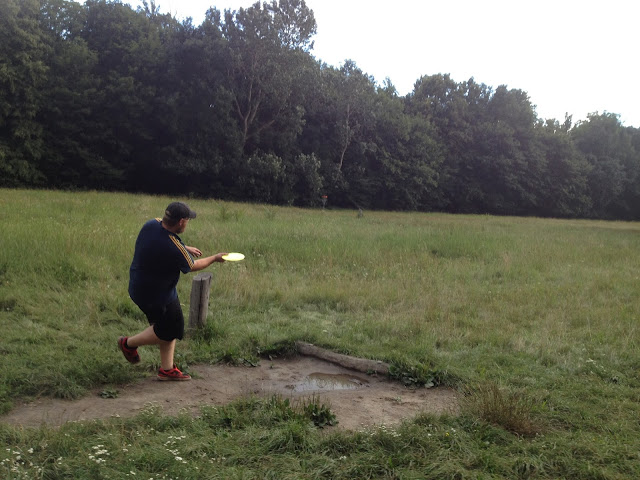 Schrenki bei Hole 10