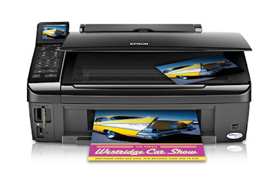 Epson Stylus NX400 Driver and Manual
