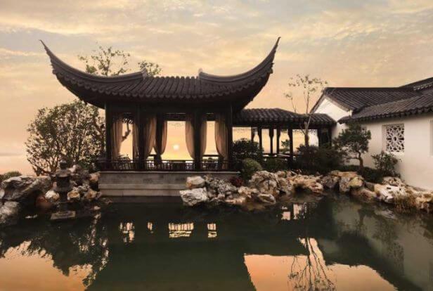 Rumah Paling Mewah Di China