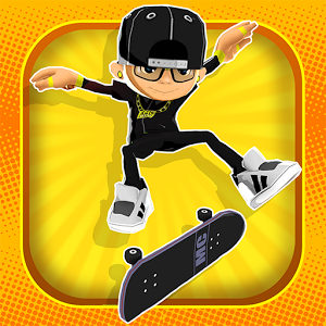 Download Game Epic Skater 1.46.6 Mod Apk (Unlimited Money + Soda) Terbaru