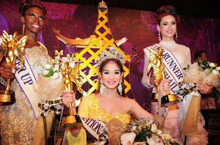 Miss International Queen 2012 winners