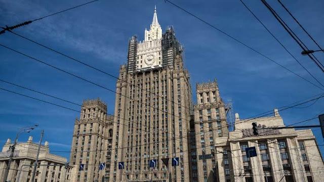 """Rusia sobre las declaraciones de May: """"Es una provocación brutal sin precedentes"""""""